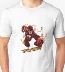 Desenho Flash Unisex T-Shirt