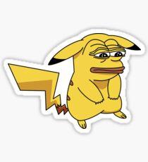 Common Pepe Sticker