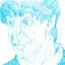 patrick troughton by hermitsrme