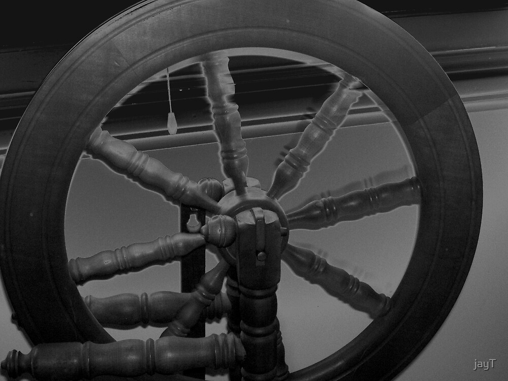 the spinning wheel by jayT