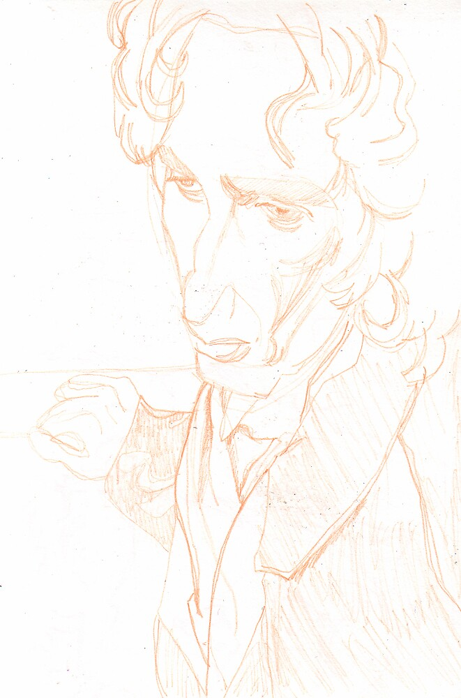 paul mcgann as the doctor by hermitsrme