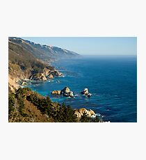 Ragged Point Photographic Print