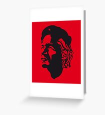 Julian Guevara Grußkarte