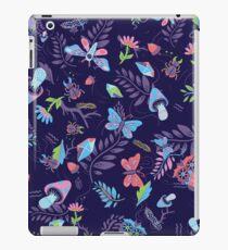 Shroomy Forest Night iPad Case/Skin