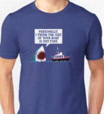 Polite Jaws Unisex T-Shirt