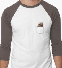 Holt Pocket Version Men's Baseball ¾ T-Shirt