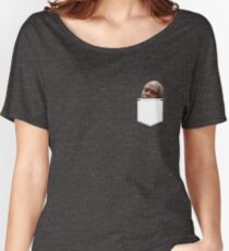 Holt Pocket Version Women's Relaxed Fit T-Shirt