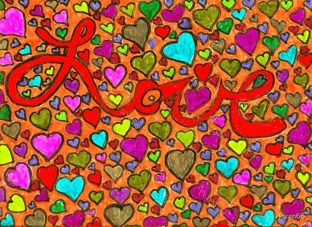Love by karen66