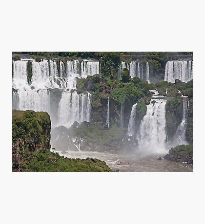 Wonder Of Iguazu Falls Photographic Print