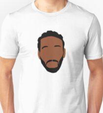 Kawhi Leonard Face Art Unisex T-Shirt