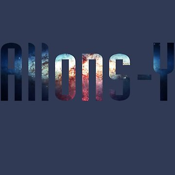 Allons-Y by AlyzAlice