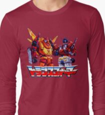 Optimus Prime and Rodimus Long Sleeve T-Shirt