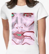 fresh Tailliertes T-Shirt für Frauen