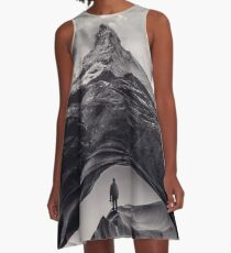 The Great Outdoors A-Line Dress