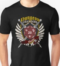 Dungeon Crawlers Guild - (Standard) Unisex T-Shirt