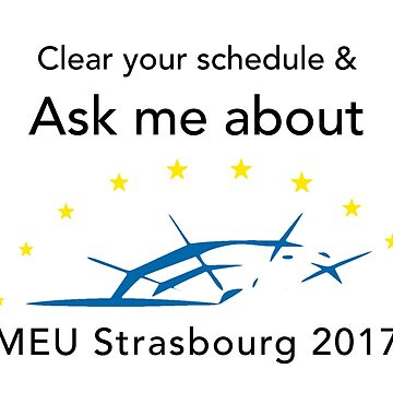Ask me about MEUS2017 by JimmysBook