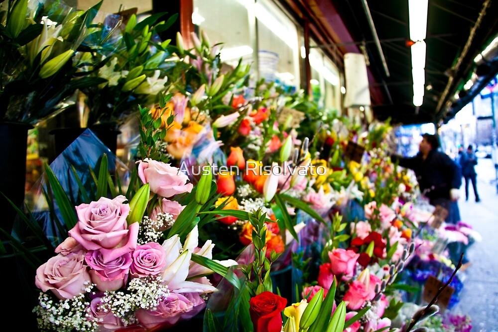 East Village Floral by Austen Risolvato