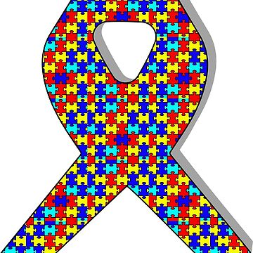 Autism Awareness Shirt by DieHard711