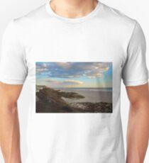 Clouds Over Holden Beach Unisex T-Shirt