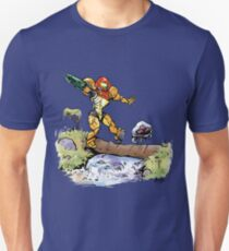 Samus and Metroid Unisex T-Shirt