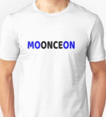 Riddle Design, Meaning Once in a Blue Moon Unisex T-Shirt