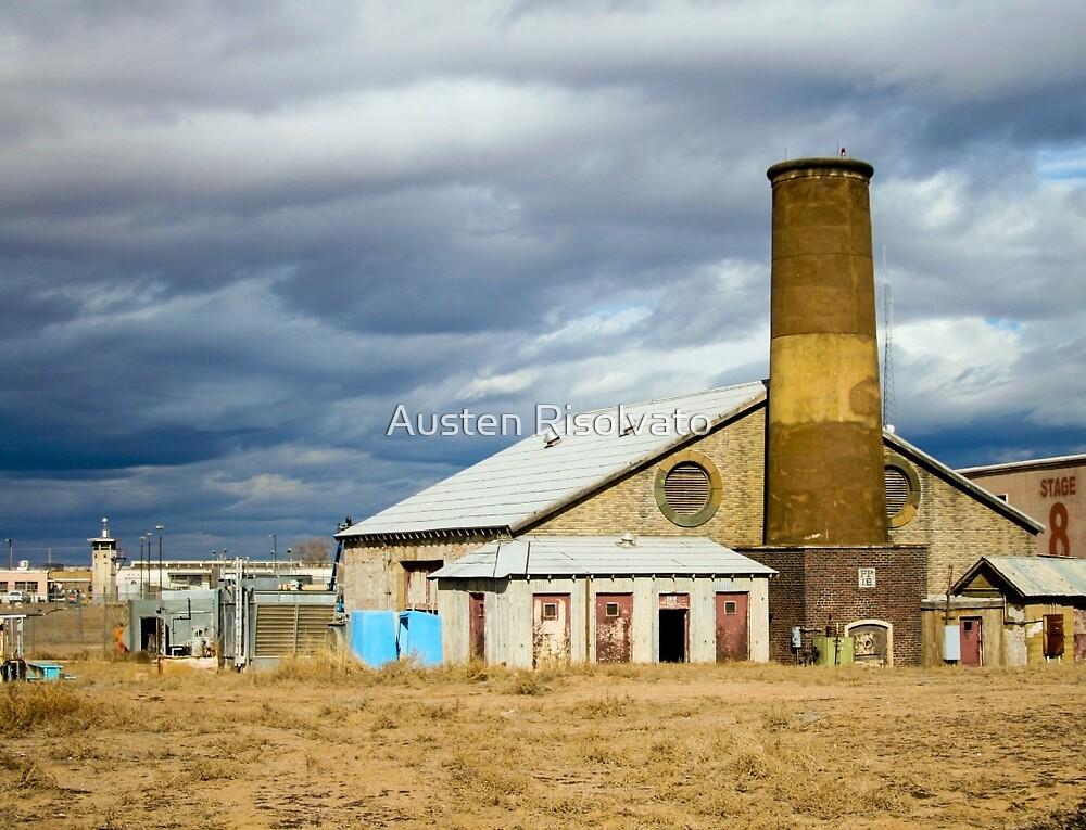 New Mexico by Austen Risolvato