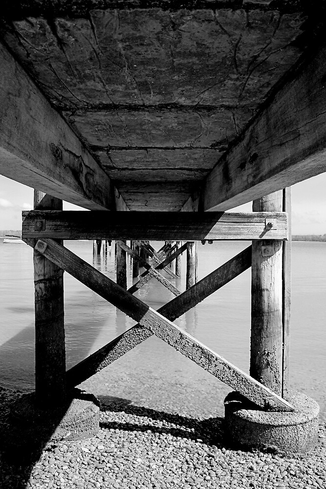 Under The Boardwalk by Jodi Turner
