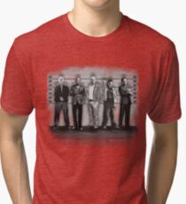 Breaking Bad/ The Usual Suspects (BW) Tri-blend T-Shirt
