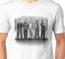 Breaking Bad/ The Usual Suspects (BW) Unisex T-Shirt