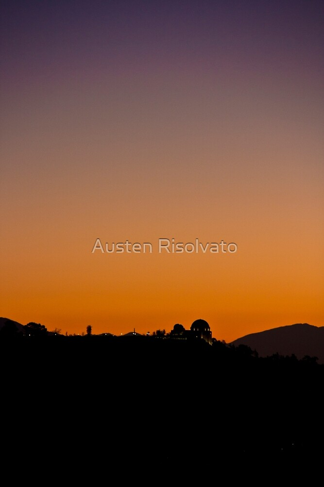 Sunrise Star Gazing by Austen Risolvato
