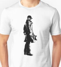 Weathered Aiden Pearce Watch Dogs Unisex T-Shirt