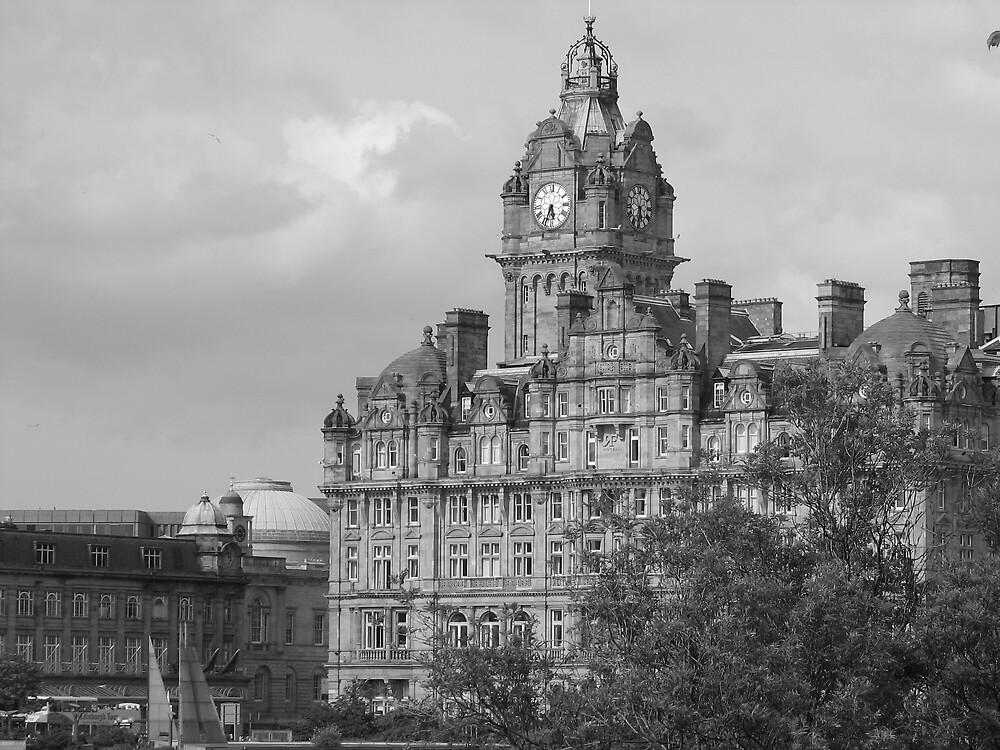 Edinburgh, Scotland by Deborah Stewart