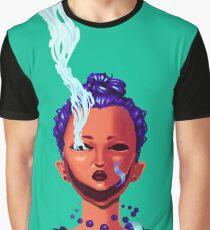 Smokey eye Graphic T-Shirt