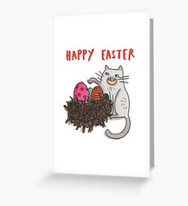 Not your average Easter #2 Greeting Card