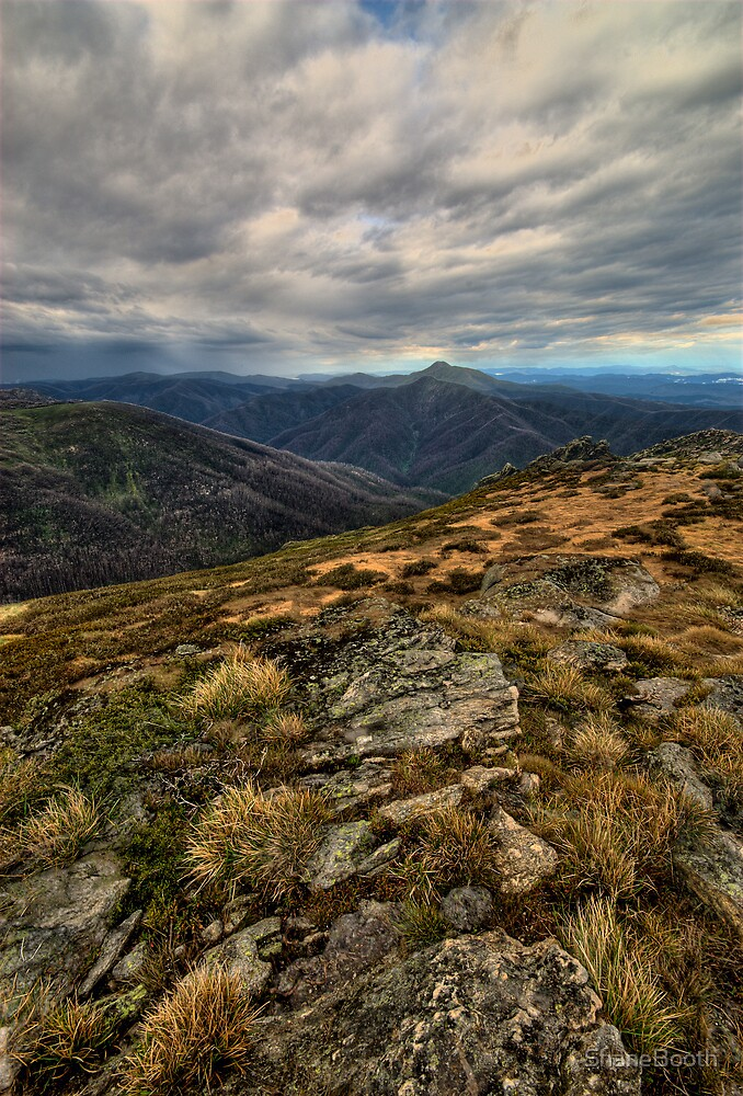 Mt Fainter South by ShaneBooth