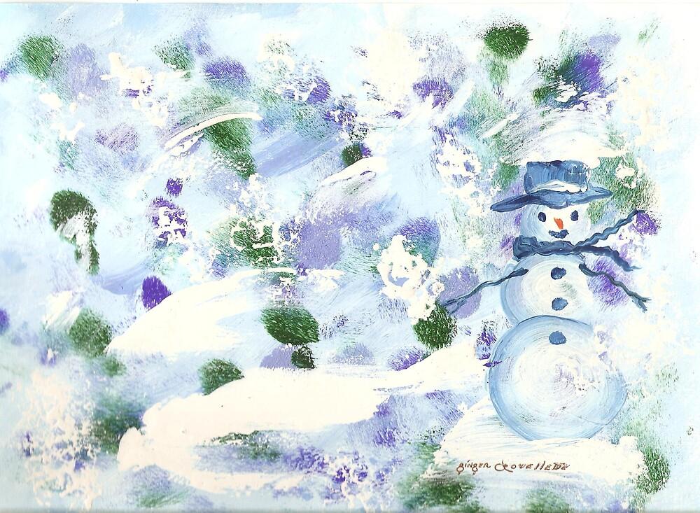 Let it Snow!  by Ginger Lovellette