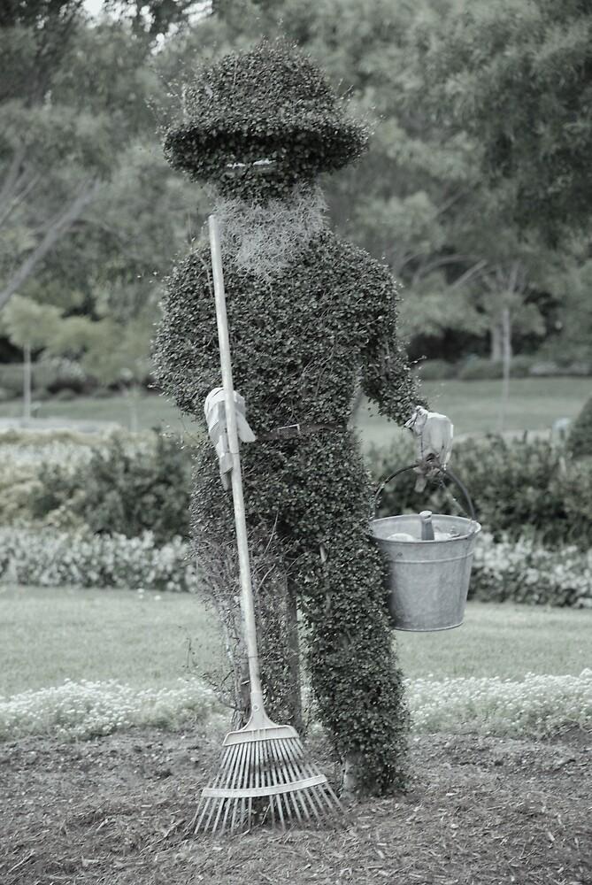 The Gardener by Akeg22