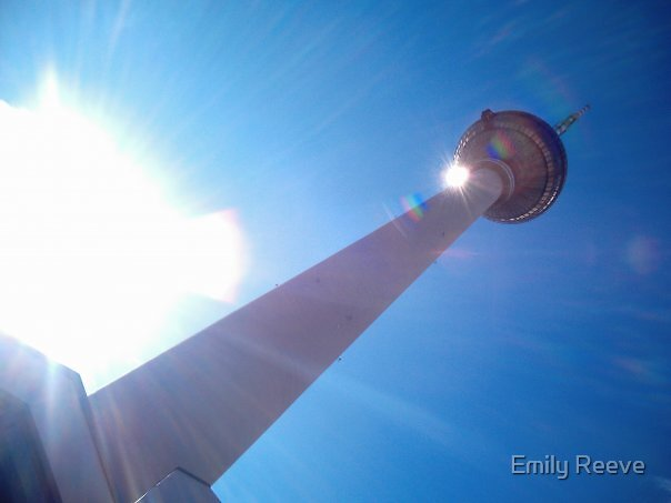 TV Tower2 by Emily Reeve