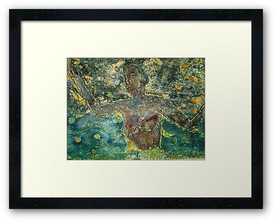 """Siren by Belinda """"BillyLee"""" NYE (Printmaker)"""