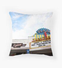 Atlanta Right(eous) of Passage Throw Pillow