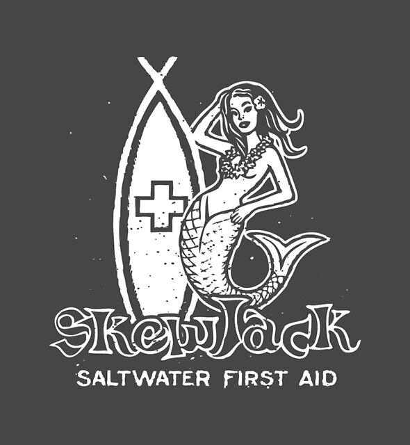 Salt Water First Aid by SKEWJACK