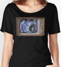 Astronaut Channel Women's Relaxed Fit T-Shirt