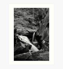 Chippewa Falls Art Print