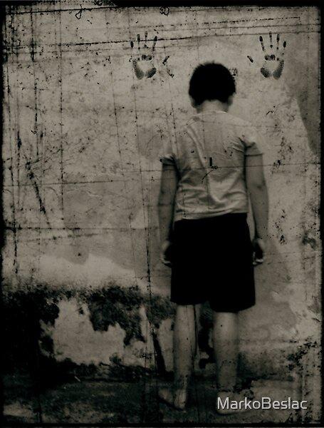 Born Identity by MarkoBeslac
