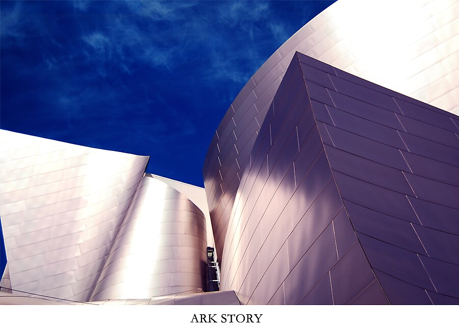 Disney Hall by arkstory