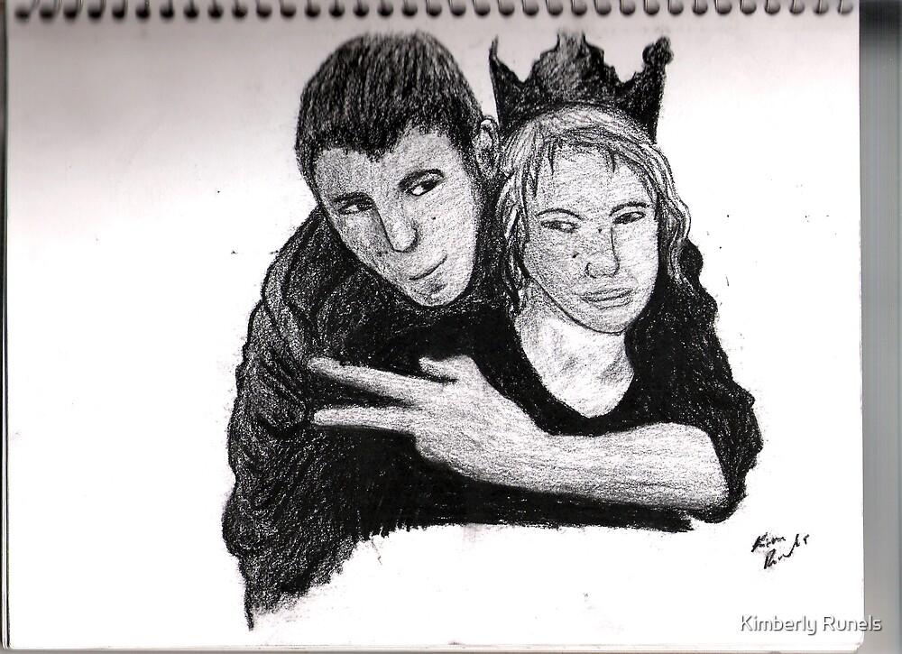 John et Eryn avec BK crown by Kimberly Runels