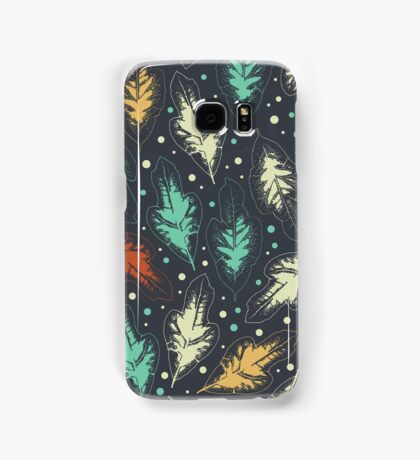 San Francisco Leaves Samsung Galaxy Case/Skin