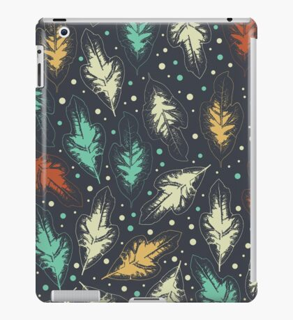 San Francisco Leaves iPad Case/Skin