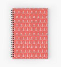 Catrinas Spiral Notebook