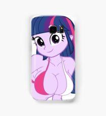 Twilight Sparkle Samsung Galaxy Case/Skin